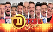 Искрометный юмор «Дизель-Шоу»— вИзраиле