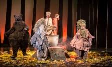Детские спектакли театра «Гешер» влетние каникулы